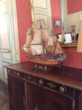 Maquette Photo De Demeure De Corsaire Saint Malo