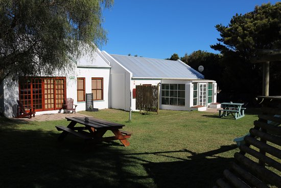 Goose Green Lodge: Self catering cottages