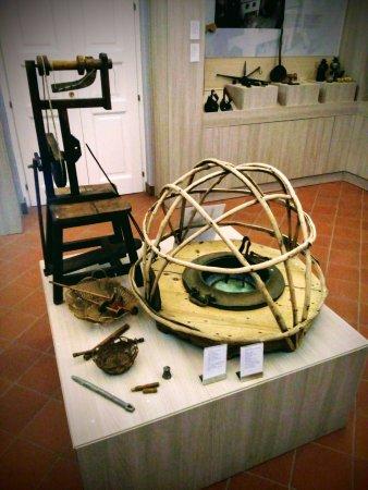 Belpasso, Olaszország: Museo Etnoantropologico Venerando Bruno_interno