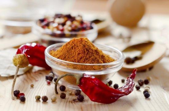Sipson Tandoori Indian Restaurant: Spice