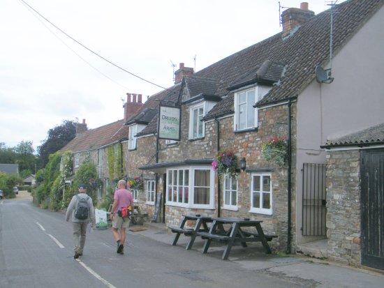 Stanton Drew, UK: Druid's Arms