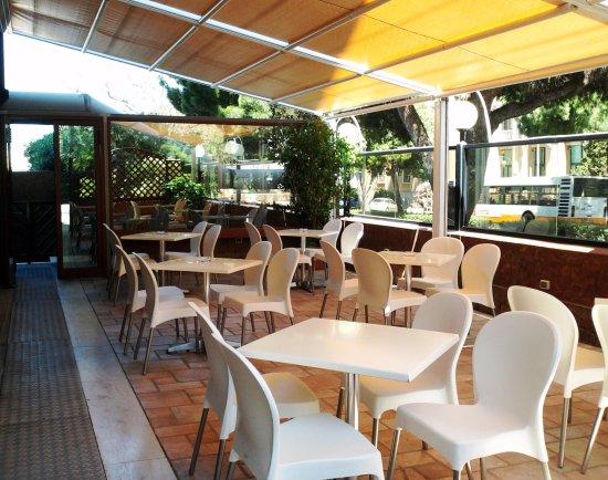 Terrazza esterna bar - Picture of Hotel Panorama, Cagliari - TripAdvisor