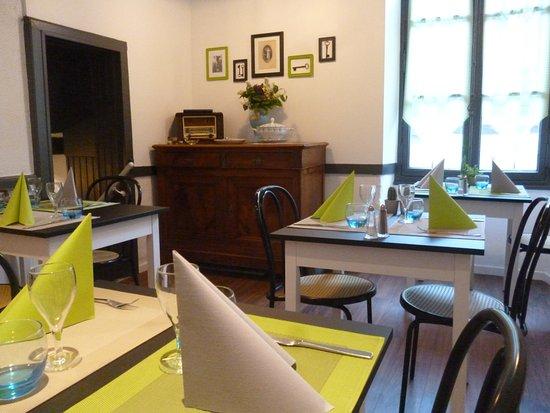 Restaurant La Cachette Nantes Decre