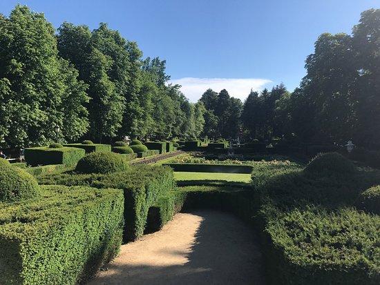 Foto de jardines de la granja de san ildefonso segovia for Jardines de san ildefonso