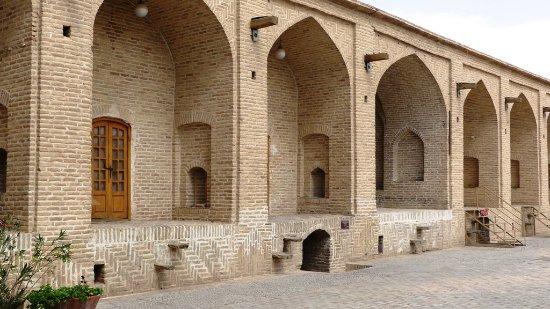 Meybod's Shah Abbasi Caravanserai