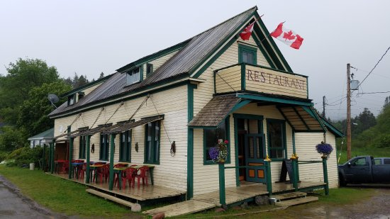 Spencer's Island Beach Cafe: 20170624_145944_large.jpg