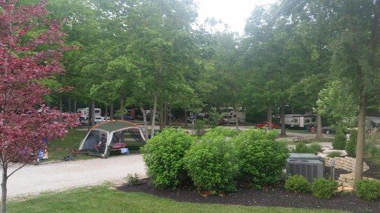 Brookville, OH: Dayton KOA