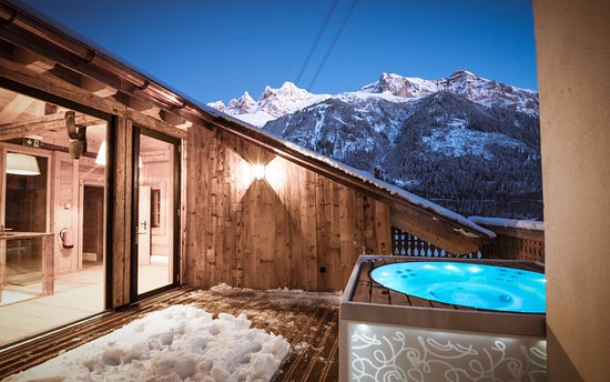 Champery, İsviçre: Junior Suite Deluxe