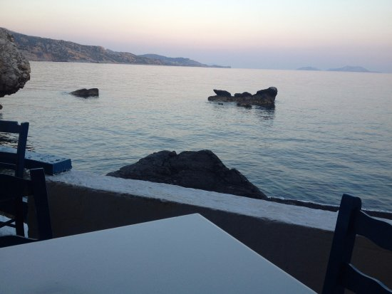 Kerames, Greece: The view