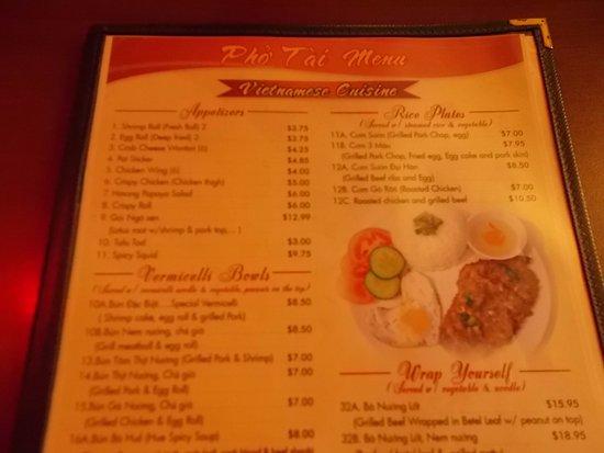 Pho Thai Restaurant Dequindre Rd Madison Hts Mi