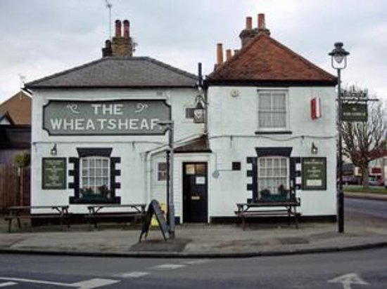 Wheatsheaf Pub: The Wheatsheath Stanwell