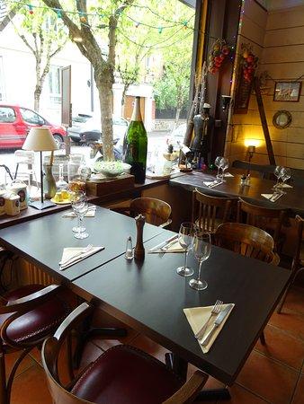 O 39 caveau maisons alfort restaurant avis num ro de for Avis maison alfort