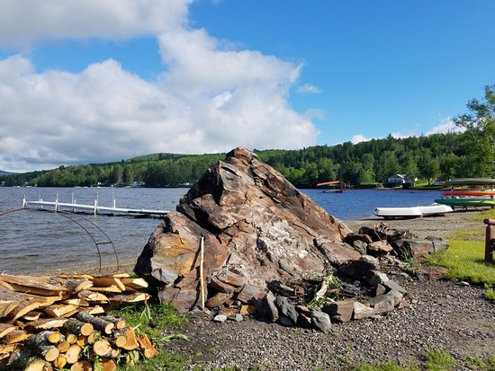Canaan, VT: Water view