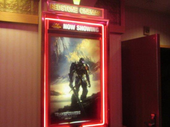 Move Theater Hallway Redstone Cinemas Park City Uta Picture - Redstone theaters park city ut