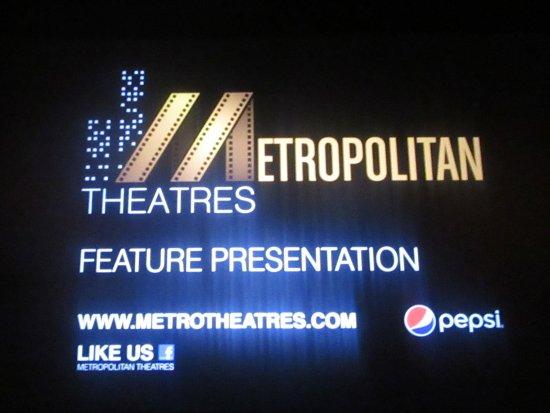 Redstone Cinemas Part Of Metropolitna Theatres Park City - Redstone theaters park city ut
