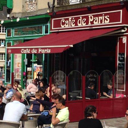 Horaires Cafe De Paris A Fougeres