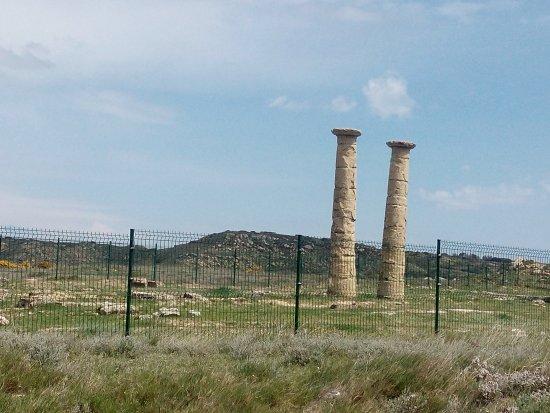 Uncastillo, España: Los Bañales
