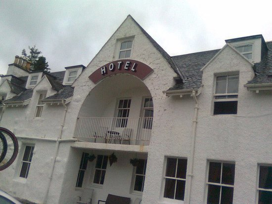 Ardelve, UK: Facciata dell'albergo