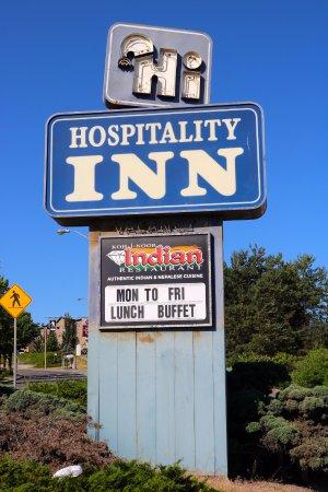 Hospitality Inn: Street View