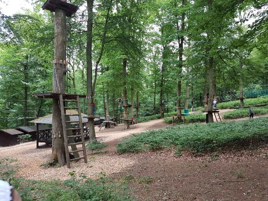 Indian Forest : L'espace jeux