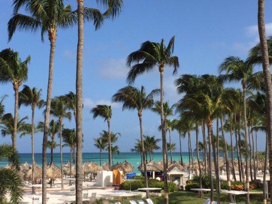 Aruba Marriott Resort & Stellaris Casino: View from Room 224