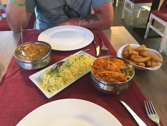 Indian Food Delivery In Leeds