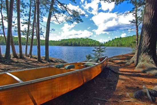 Ely, MN: Boundary Waters Canoe Area Wilderness