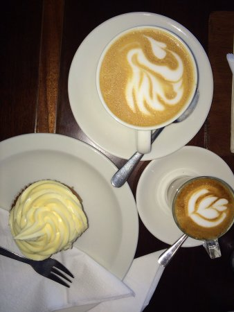 Rondebosch, Sudafrica: Good coffee & cake