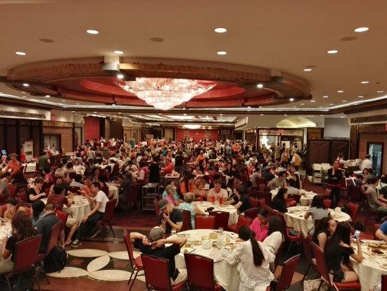 Jing Fong Restaurant New York City