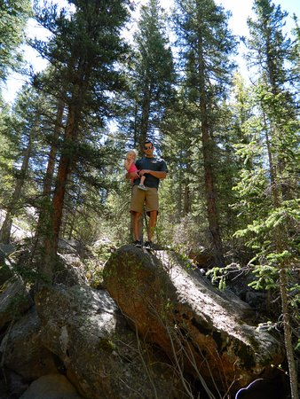 Divide, CO: Hiking with a 3 year old
