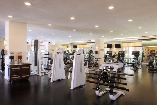 Fitness Center - Picture of Villa del Arco Beach Resort & Spa Cabo ...