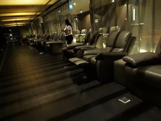 I'M Onsen Spa: for foot massage....i think