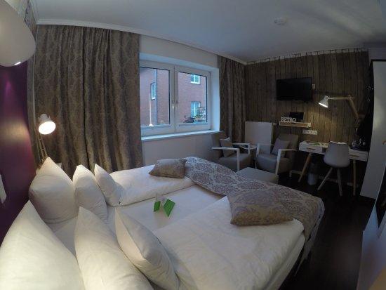 Retro design hotel bewertungen fotos preisvergleich for Designhotel langeoog