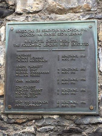 Photo of Historic Site Kilmainham Gaol at Inchicore Road, Dublin 8, Ireland