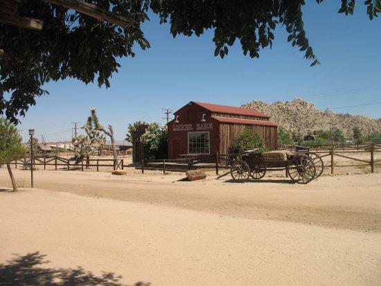 Pioneertown, CA: Movie Set