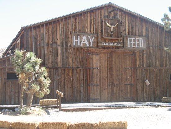 Pioneertown, Kalifornia: Feed Store
