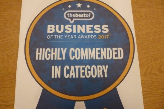 Culham, UK: National Award