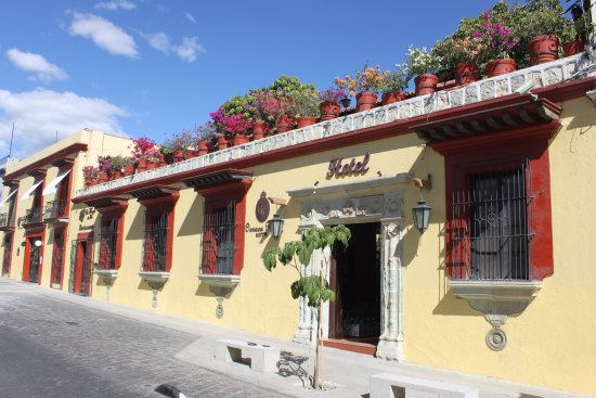 Hotel oaxaca real 52 7 1 updated 2019 prices for Design hotel oaxaca