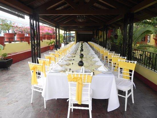 Terraza Para Eventos Picture Of Hotel Oaxaca Real