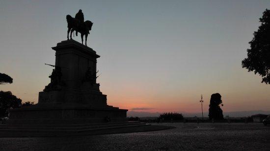 Veduta di Roma - Bild von Terrazza del Gianicolo, Rom - TripAdvisor