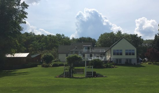 Penn Yan, Estado de Nueva York: Los Gatos Bed & Breakfast