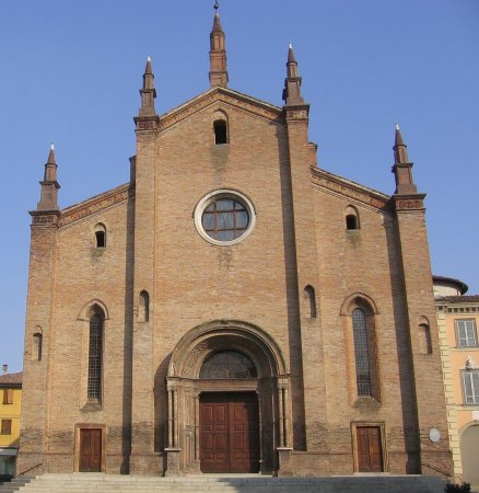 Fiorenzuola d'Arda, Itália: parrocchia s. fiorenzo