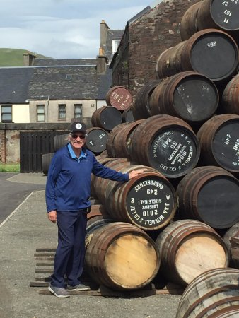 Ardshiel Hotel: Scotch Barrells
