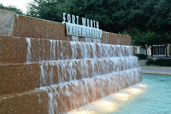 Ft Worth Water Gardens Picture Of Fort Worth Water Gardens Fort Worth Tripadvisor