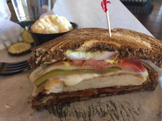 Nana's Sandwich Shoppe: photo1.jpg