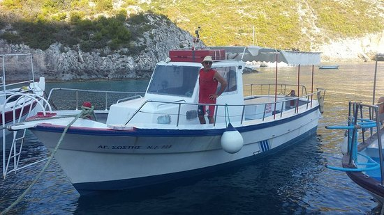 Captain Ilias Tours