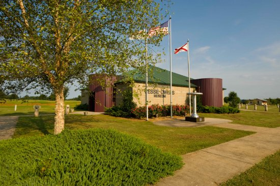 Moulton, Αλαμπάμα: Jesse Owens Museum