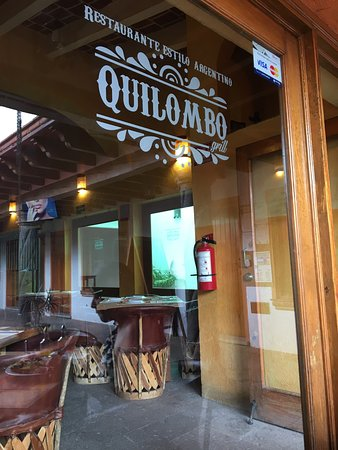 Quilombo grill