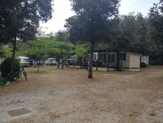 Mobile homes Camping Biograd - Sangulin