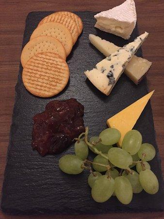 The Pimlico Grid: Cheese Board